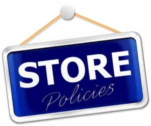Store policies2